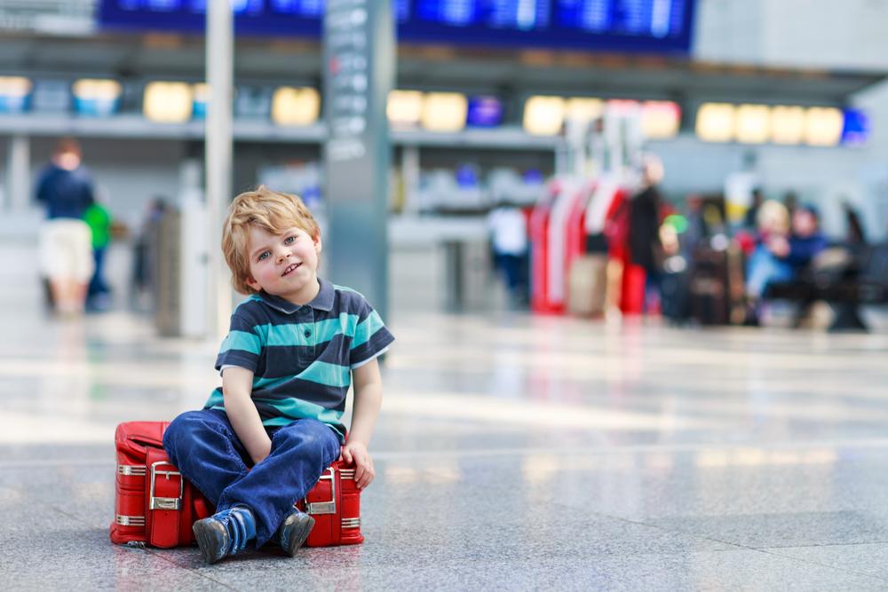 загранпаспорт ребенку до 14 лет