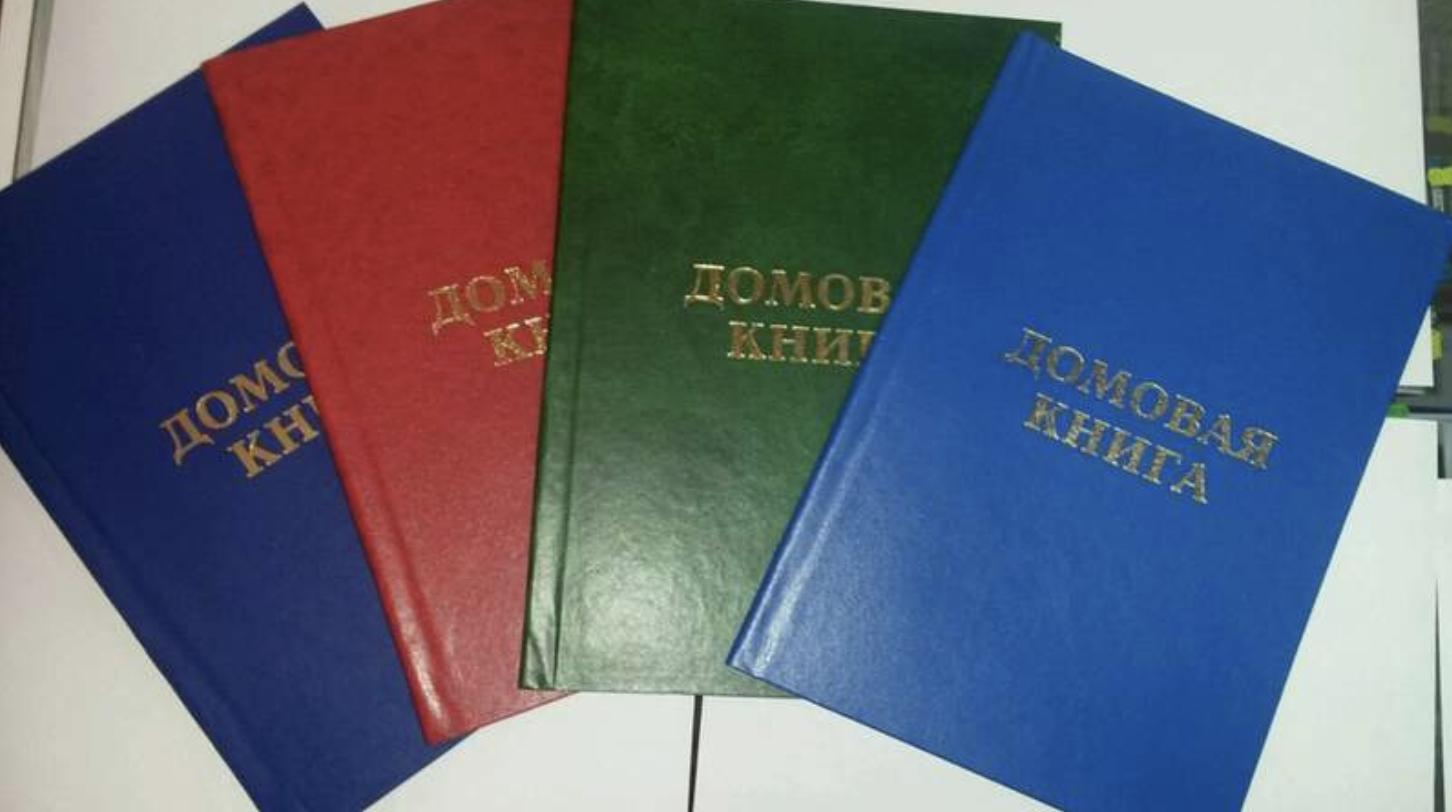 В какой организации взять выписку из домовой книги